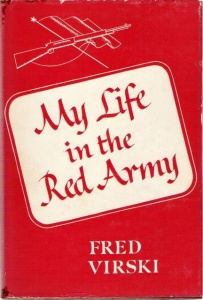 My Life in the Red Army Cover